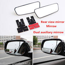 Blind Spot Mirror Where To Put Exterior Mirrors For Mazda Cx 5 Ebay