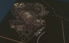 Ohare Airport Map O U0027hare International Airport Cities Skylines Recreate Album On