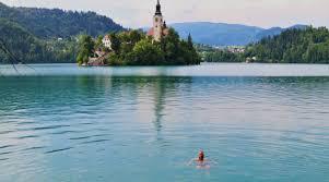 slovenia lake lake bled e bohinj slovenia finnest lakes world on my way