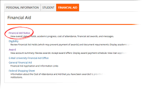 osu okc office of financial aid u0026 scholarships status check
