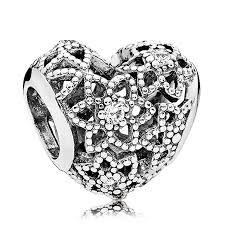 pandora gemstone cz charms pancharmbracelets