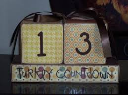 shopping for countdown blocks from our idea gallery it s a sign
