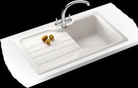 Bowl Ceramic Fragranite Kitchen Sinks Plumbworld - Kitchen sink co