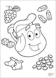 rescue pack coloring free printable coloring pages