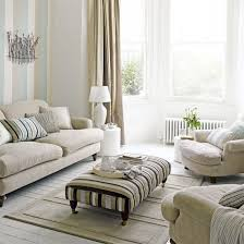 Neutral Sofa Decorating Ideas by Pastel Living Room Living Room Decorating Ideas Striped