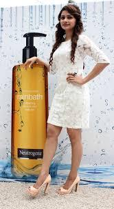 prachi desai launches neutrogena s rainbath refreshing shower and prachi desai launches neutrogena s rainbath refreshing shower and bath gel