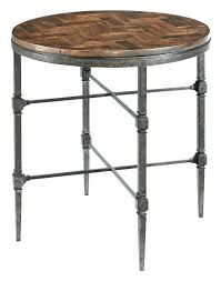 round metal side table metal side table outdoor small round furniture glass bedside black