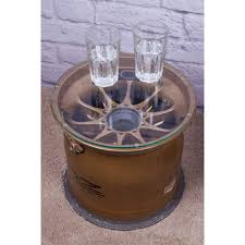 Car Wheel Coffee Table by Lotus Gold F1 Front Wheel Rim Coffee Table Icon Gallery