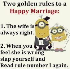 Happy Marriage Meme - image f337d8e6d4825e8fcf5c6df75ebd7e79 cute minion quotes funny