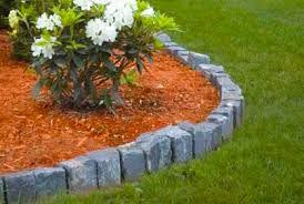 Flower Bed Border Ideas Best Garden Border Edging Ideas Designs Photos