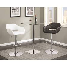 Gas Lift Bar Table Gas Lift Bar Stool 100828 Dallas Designer Furniture 4 Less