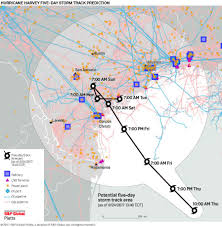 Gas Map Hurricane Harvey Forces Some Refineries Closed Pushes Gas Prices