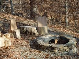 Fire Pit Ideas Pinterest by Another Cool Rustic Fire Pit Design Fire Pit Ideas Pinterest