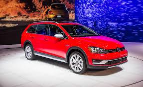 Golf R 400 Specs Volkswagen Debuts Golf Alltrack In U S Spec U2013 News U2013 Car And