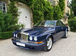 1997 bentley azure graeme hunt ltd classic driver