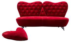 canapé romantique linkzat soldes le canapé cœur si romantique linkzat