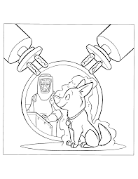 coloring bolt coloring pages 7