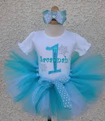 girls ice blue snowflakes christmas quick ship tutu set