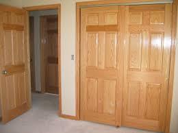 Six Panel Closet Doors Six Panel Sliding Closet Doors Photo Album Woonv Handle Idea