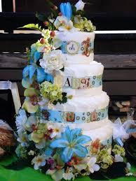 hawaiian themed wedding cakes baby boy hawaiian luau themed cake yelp