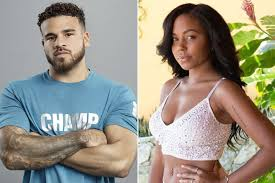 From Challenge The Challenge S And Cheyenne Reveal They A Child