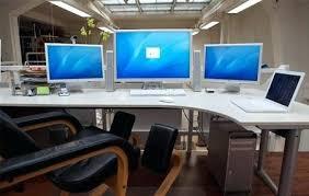Office Desk Set Up Inspirational Workspace Awesome Setups Best Home Office Setup