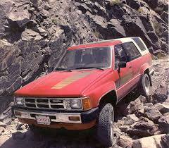 toyota old models was the toyota 4runner the best suv of the u002780s