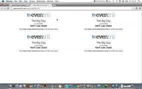 online invitations with rsvp create free online invitations and rsvp online with eventrii