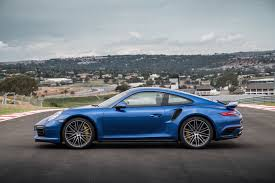 porsch 911 turbo 2017 porsche 911 turbo and 911 turbo s review