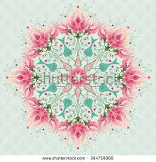 wedding backdrop design vector vector background floral pattern stock vector