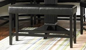 homelegance papario counter height bench 5351 24bh