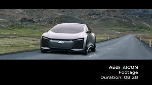 audi audi aicon concept car u2013 autonomous on course for the future
