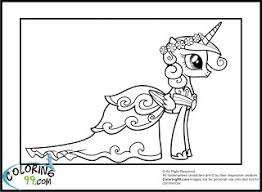 57 pony coloring pages images