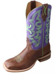 twisted x s boots s twisted x boots hooey collection brown shoulder purple