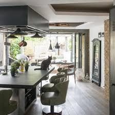Open Plan Kitchen Design Ideas Selecting A Modern Open Plan Kitchen Designs Pickndecor Com