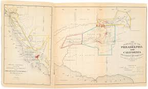 Parcel Map Los Angeles County by Professor Silliman U0027s Report Upon The Oil Property Of The