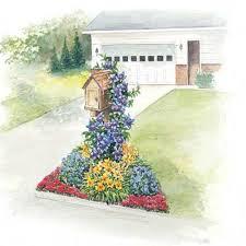mailbox garden direct gardening garden plans garden designs