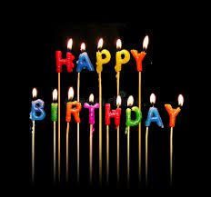 happy birthday candle happy birthday candles stock photo image of exciting happy 675770