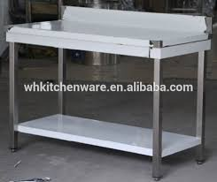 stainless steel corner work table china table stainless steel work for food wholesale alibaba