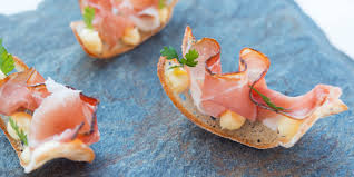 canapé recipes great chefs