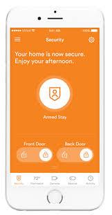 vivint smart home app best buy