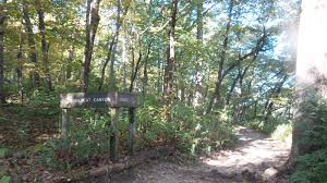 Matthiessen State Park Trail Map by Hike Starved Rock Wildcat Pontiac Canyons 10 13 2016