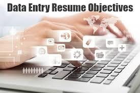 data entry resume data entry resume sle