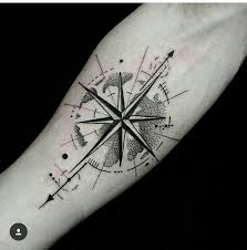 25 trending compass tattoo design ideas on pinterest compass