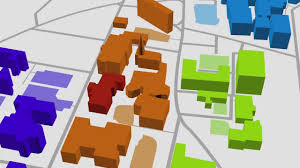 Uh Campus Map 3d Campus Map University Assignment Youtube
