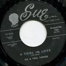 a fool in love ike tina turner a fool in love new and used vinyl cd and