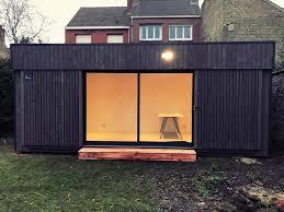 bureau ossature bois bureau ossature bois à dunkerque my garden loft