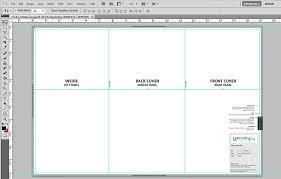 photoshop tri fold brochure template tri fold brochure template