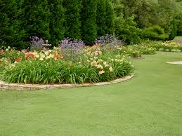 beautiful flower garden ideas home and gardens plus small round