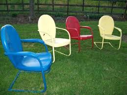 Retro Patio Chair Fascinating Appealing Retro Folding Lawn Chair Photos Plus Vintage